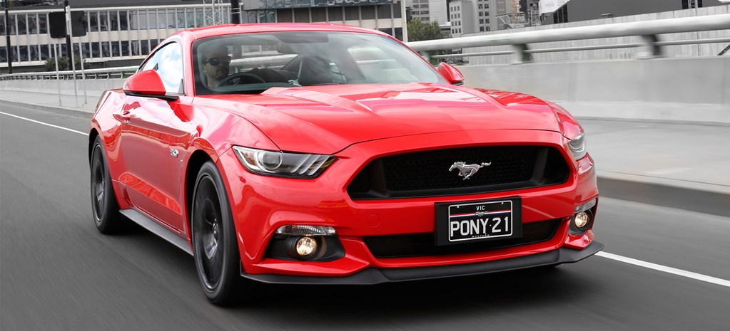 2017 Ford Mustang GT banner nw