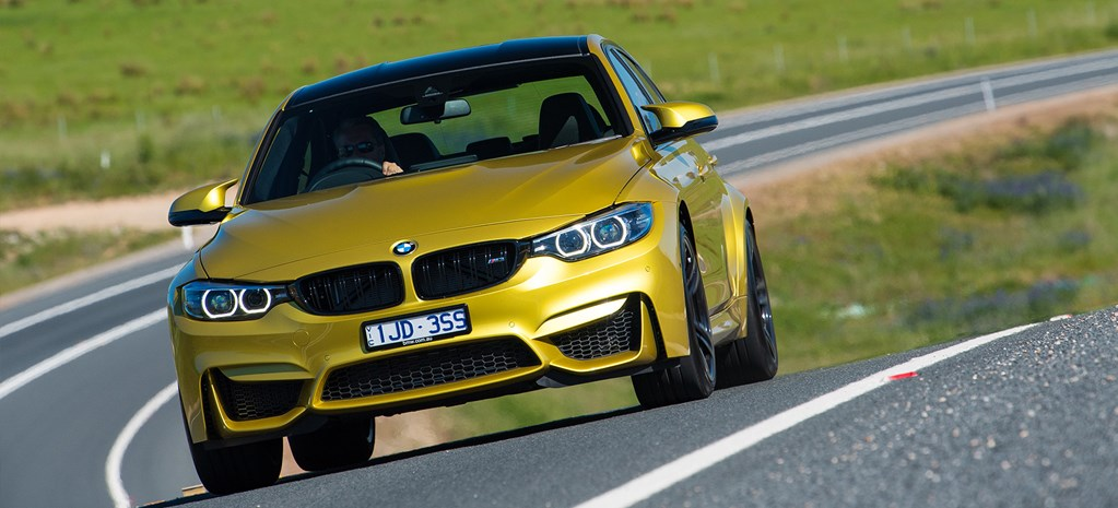 2017 BMW M3 Pure NW