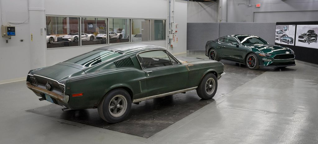 1968 bullitt mustang original resurfaced