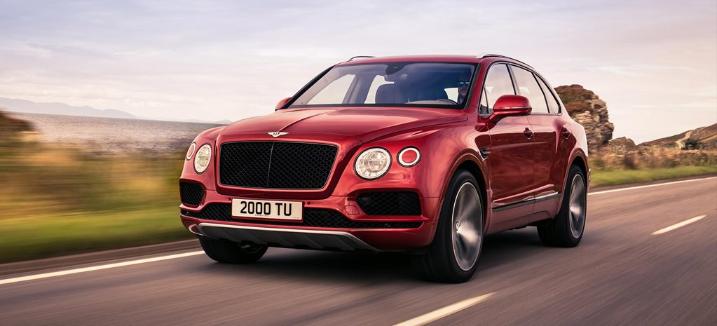 2018 bentley bentayga v8