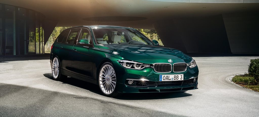2018 alpina b3 touring drive review