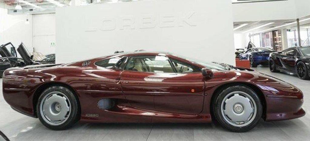 Jaguar Xj220 For Sale >> 1993 Jaguar Xj220 For Sale In Australia