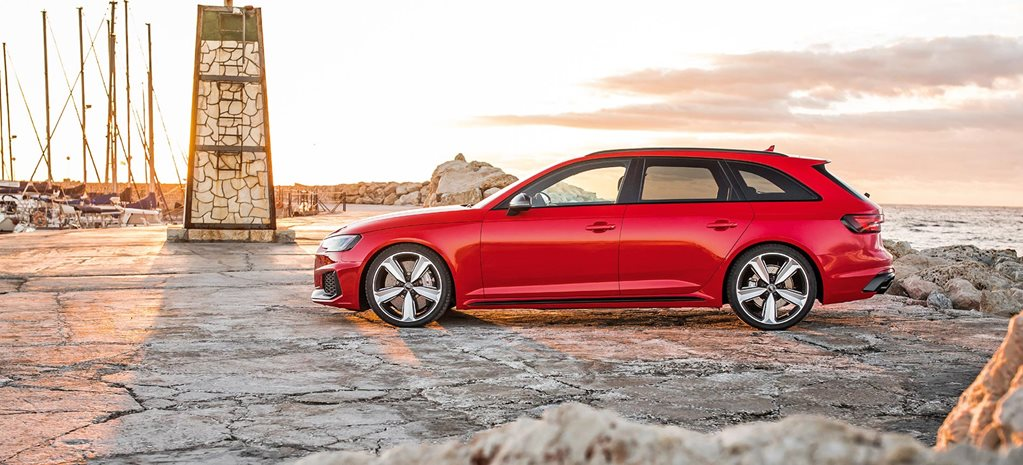 2018 Audi RS4 Avant first drive feature