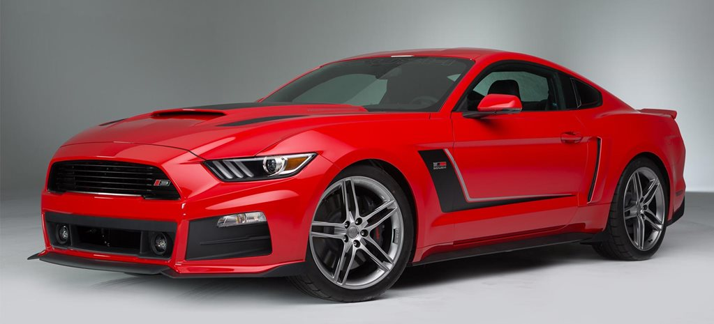 Roush RS3 Mustang coming to Australia