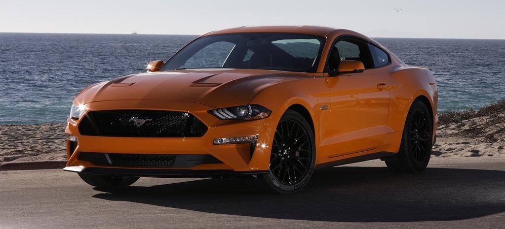 2018 ford mustang australian pricing and specs leaked. Black Bedroom Furniture Sets. Home Design Ideas