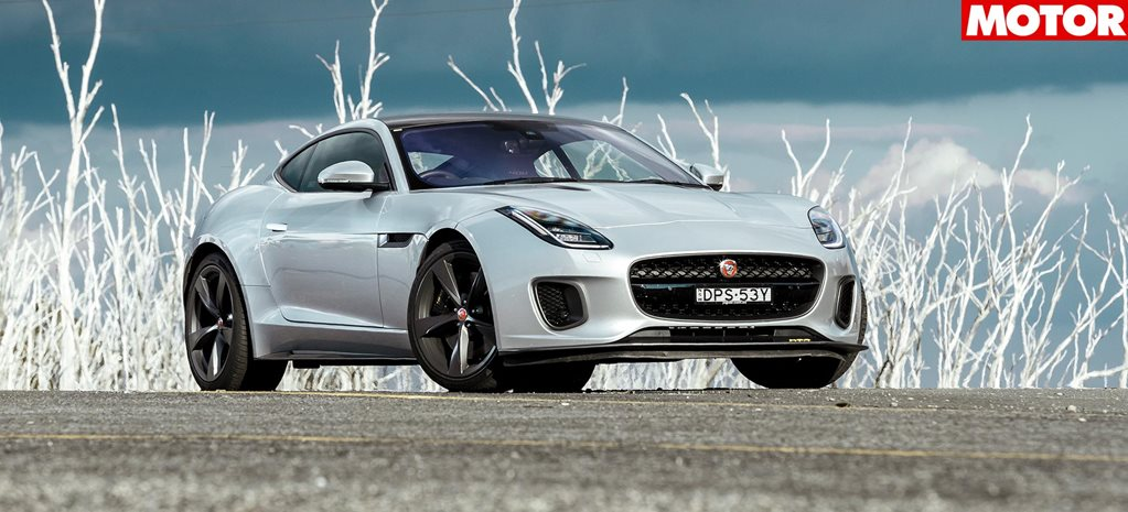 2018 Jaguar F Type 400 Sport