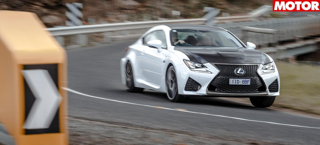 2017 Lexus RC F long term review Part 3
