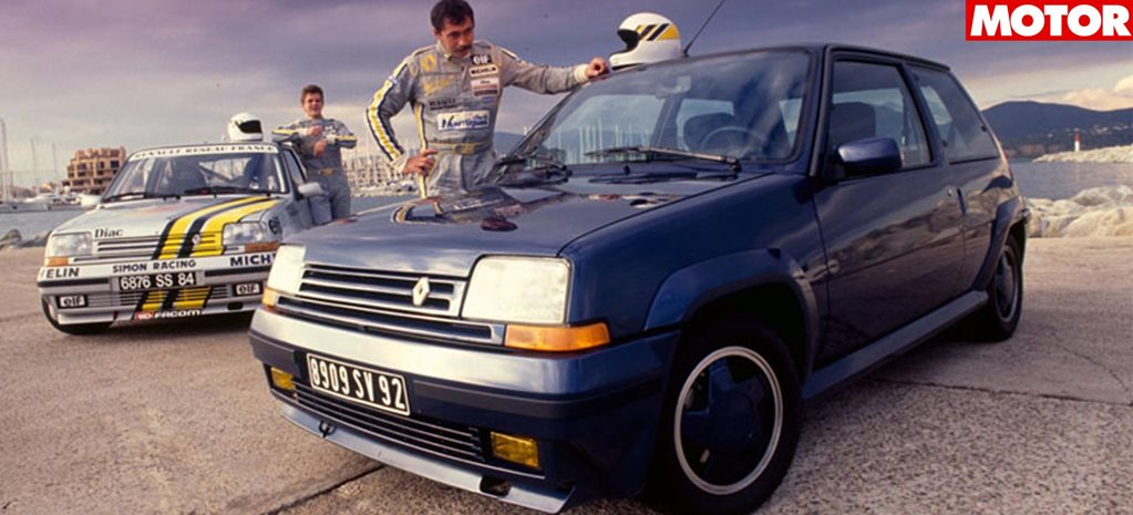 1985 Renault 5 GT Turbo Fast Car History Lesson