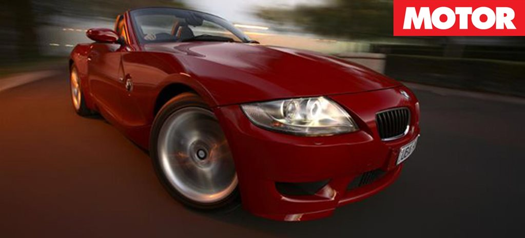 2006 Bmw Z4 M Roadster Review Classic Motor