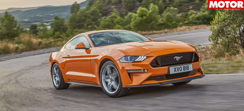 2018 Ford Mustang australian pricing and specs