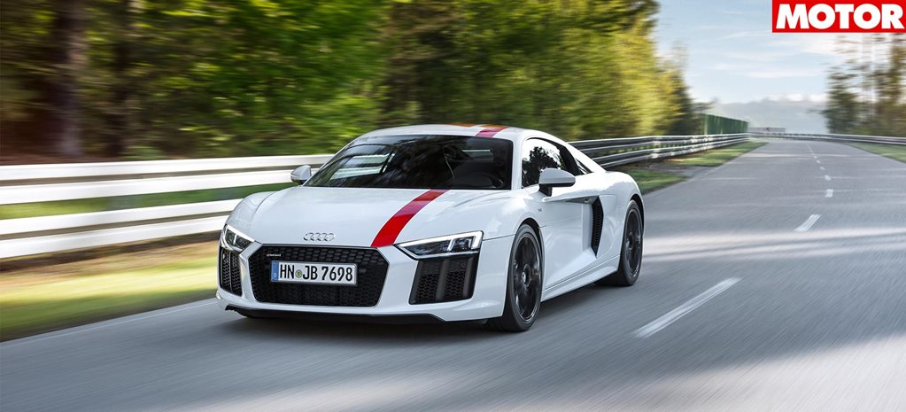2018 Audi R8 RWS pricing revealed