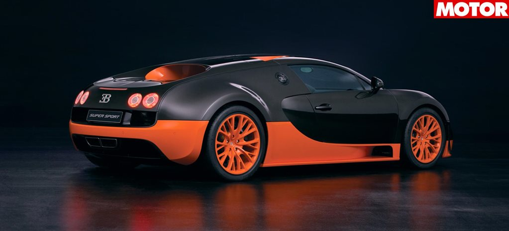 Bugatti Veyron servicing program launches