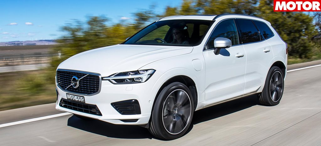 2018 Volvo XC60 T8 review news
