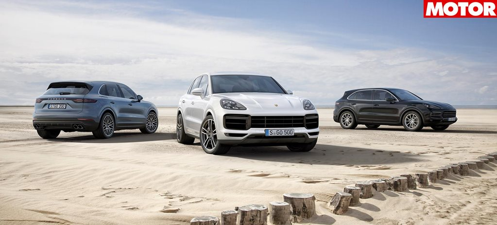 porsche cayenne pricing and specs news