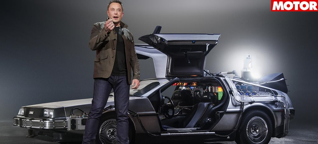 Opinion Elon Musk might be from the future feature