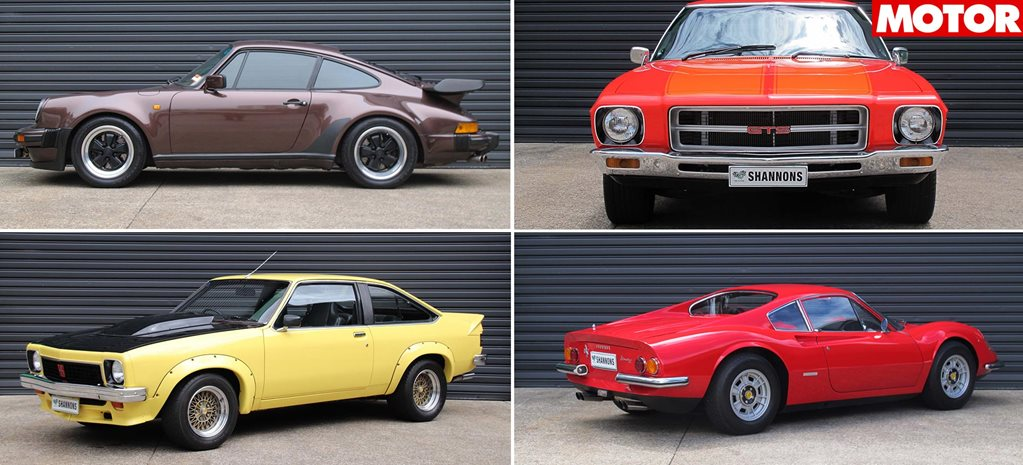 Classic icons to sell at Shannons Sydney Auction cars
