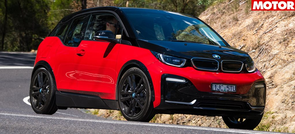 2018 BMW i3S drive review