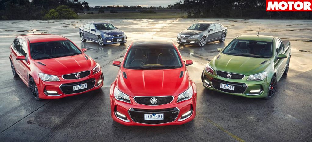 Holden Commodore V8 stock marked up in dealers