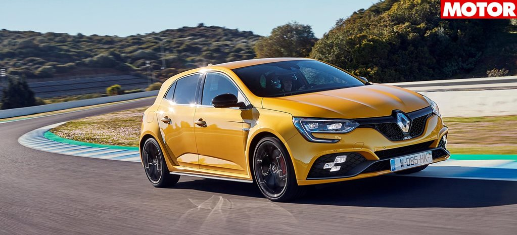 Renault Megane RS 280 scores Cup chassis option news