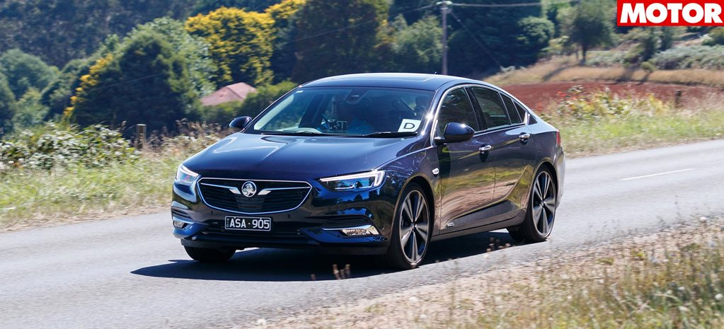 2018 Holden Calais review
