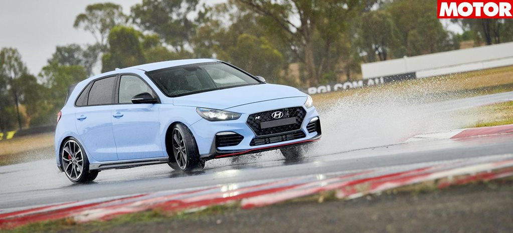 Hyundai Oz reveals i30 N support program news