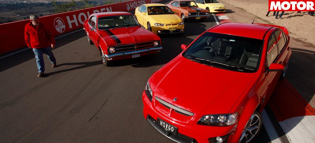40 Years Of Holden Gts Classic Motor