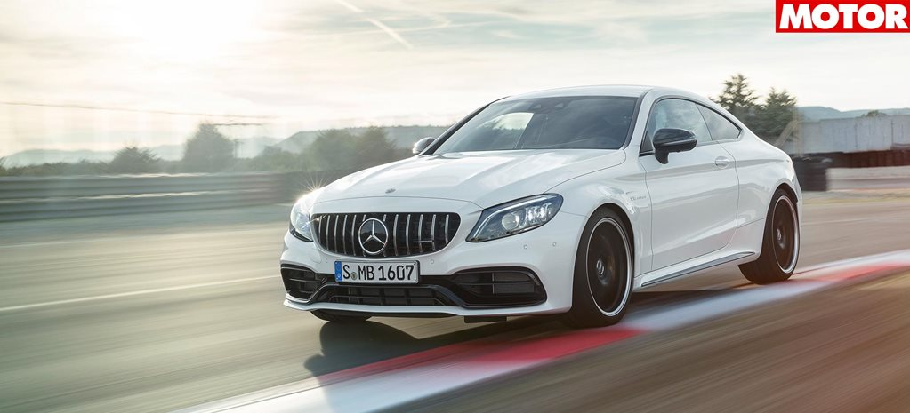 Mercedes AMG C63 updated news