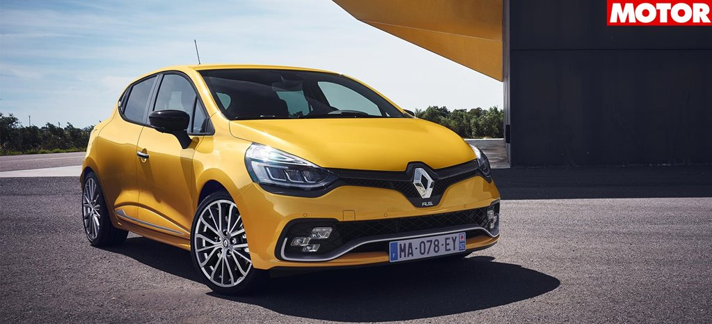 2018 Renault Clio RS 200 Cup