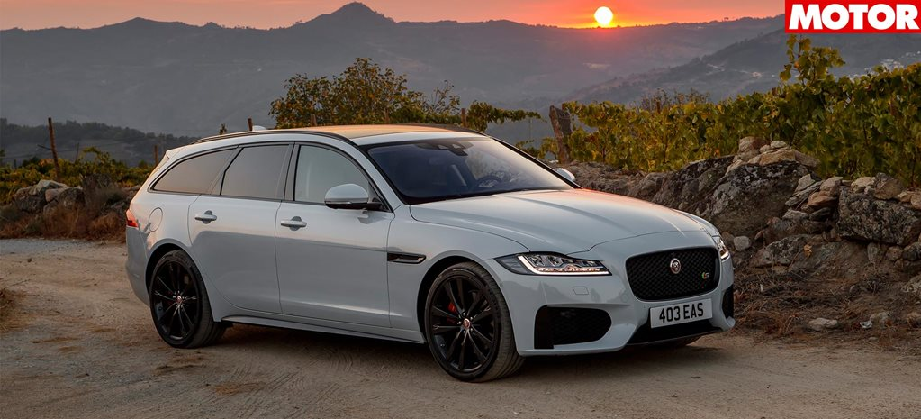2018 Jaguar XF Sportbrake S 30d review