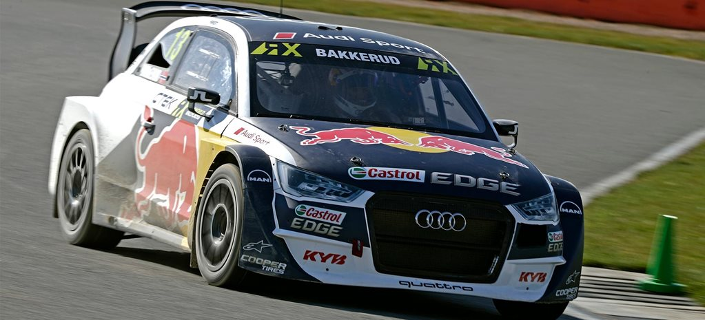 audi s1 eks rx quattro is a 426kw rallycross monster. Black Bedroom Furniture Sets. Home Design Ideas