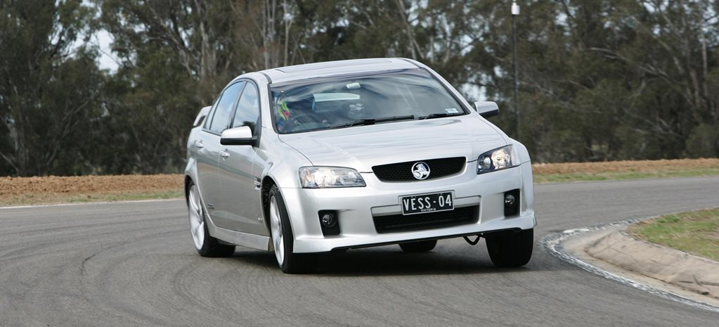 2009 Holden Commodore SS AFM