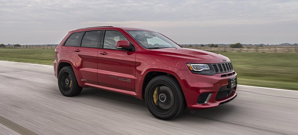 Hennessy Jeep Trackhawk