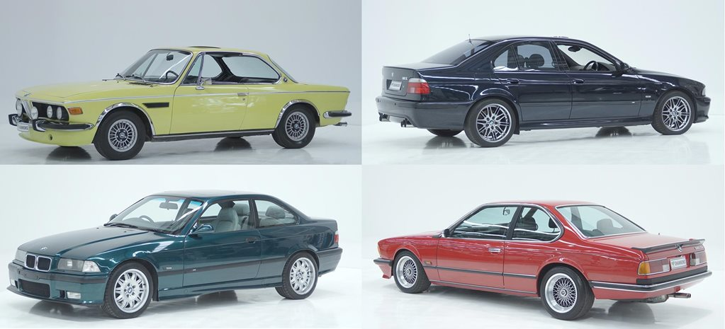 BMW performance classics to auction at Shannons news