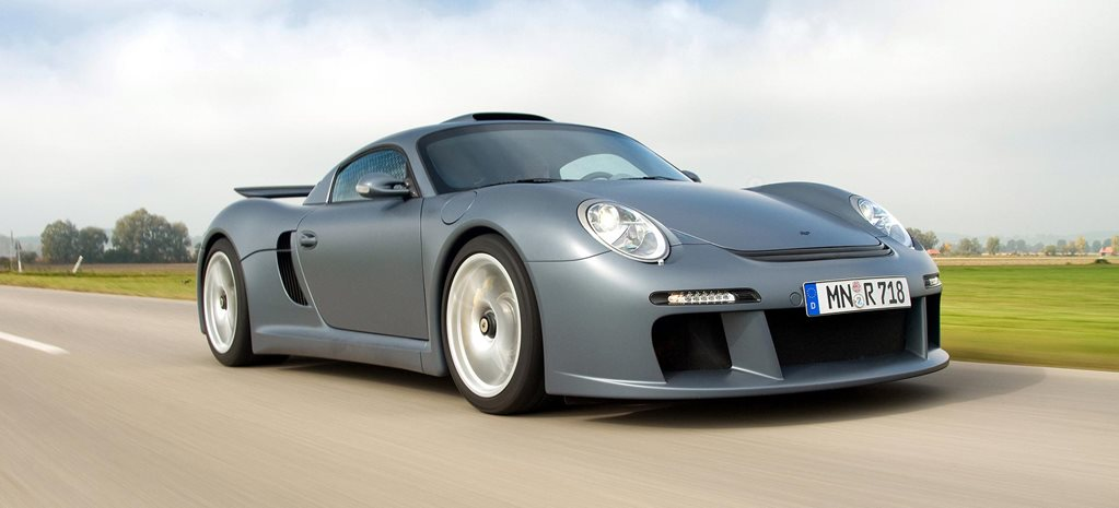 2009 RUF CTR 3 review classic MOTOR feature