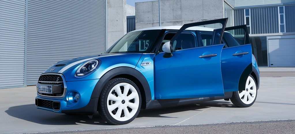 Mini gives in to middle-age spread