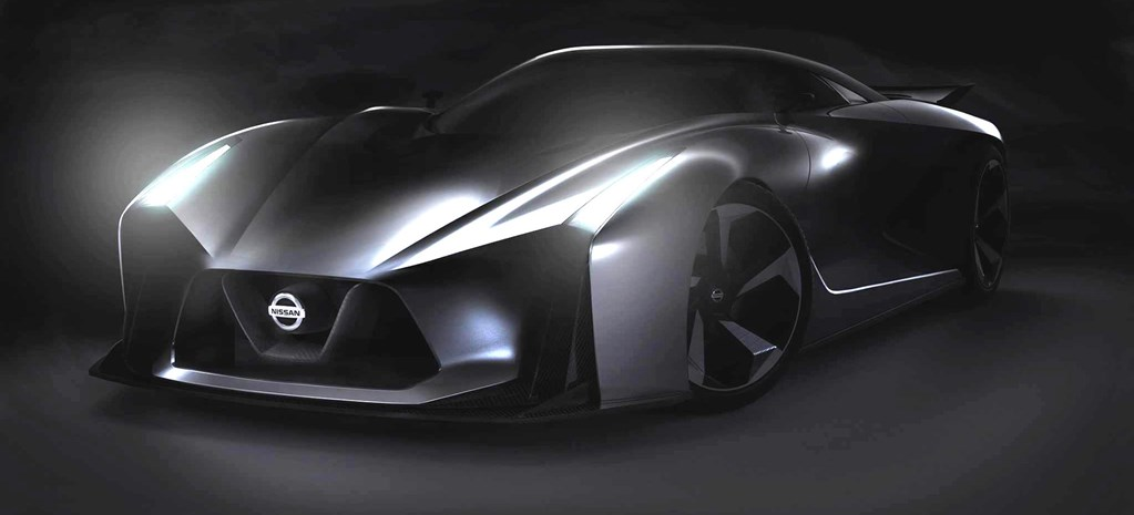 Nissan's virtual GT-R replacement