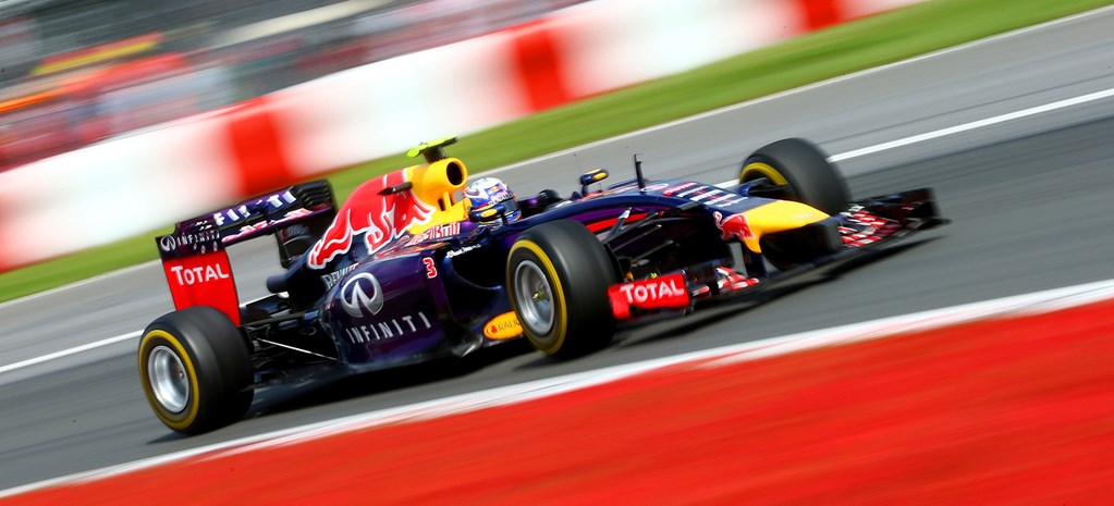 Webber: Ricciardo the best in F1