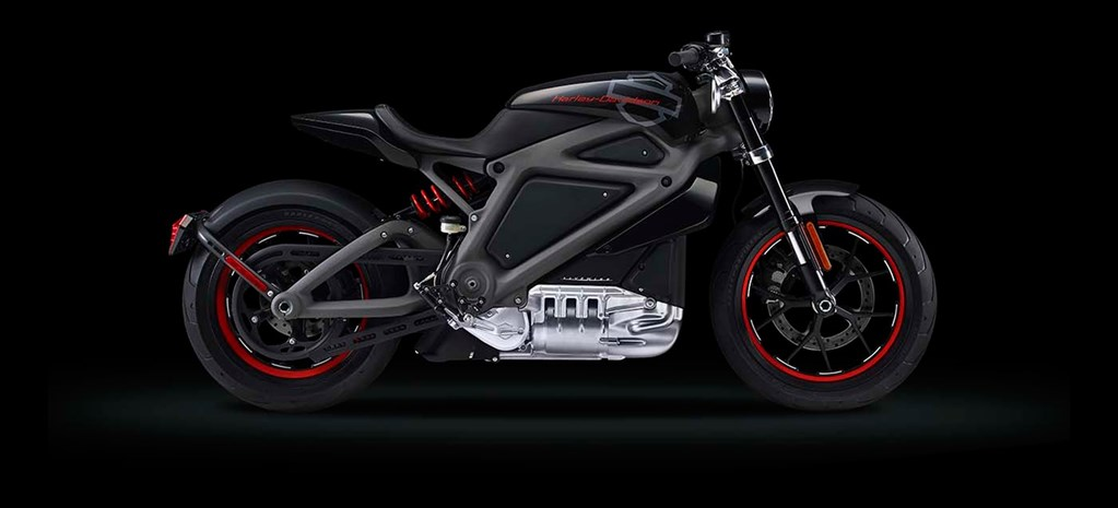 Shock! Harley unveils its first electric bike
