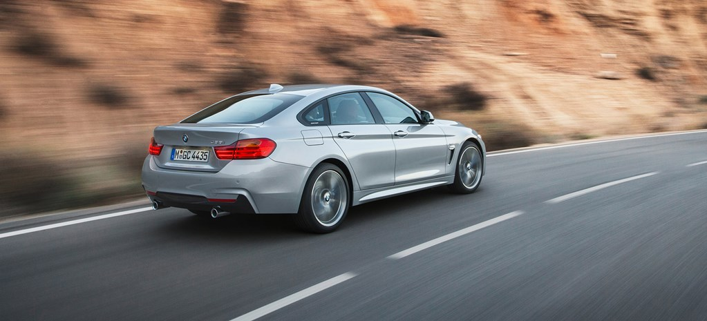 First Drive: BMW 4 Series Gran Coupe