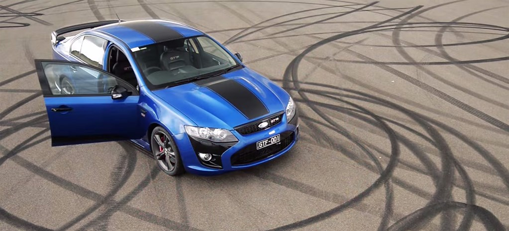 FPV GT-F 351 Exclusive Video