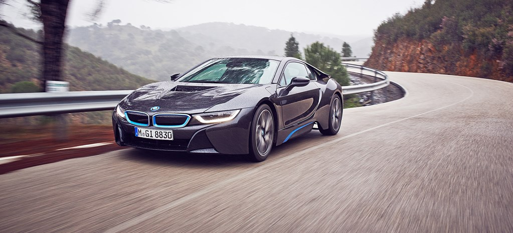 VIDEO: BMW's electric future