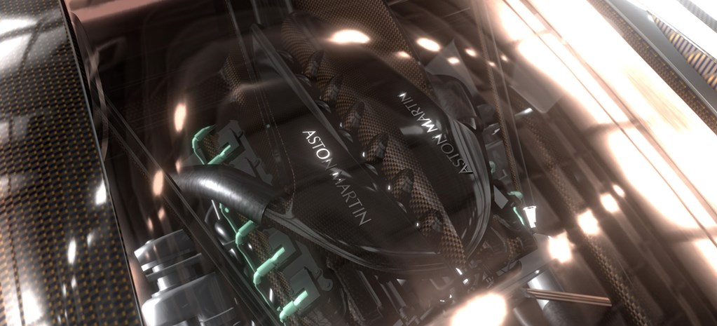 2014 Goodwood Festival: Aston Martin teases futuristic digital concept car