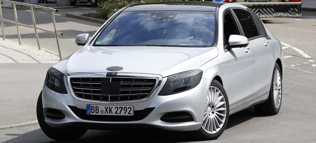 Maybach to return in 2015
