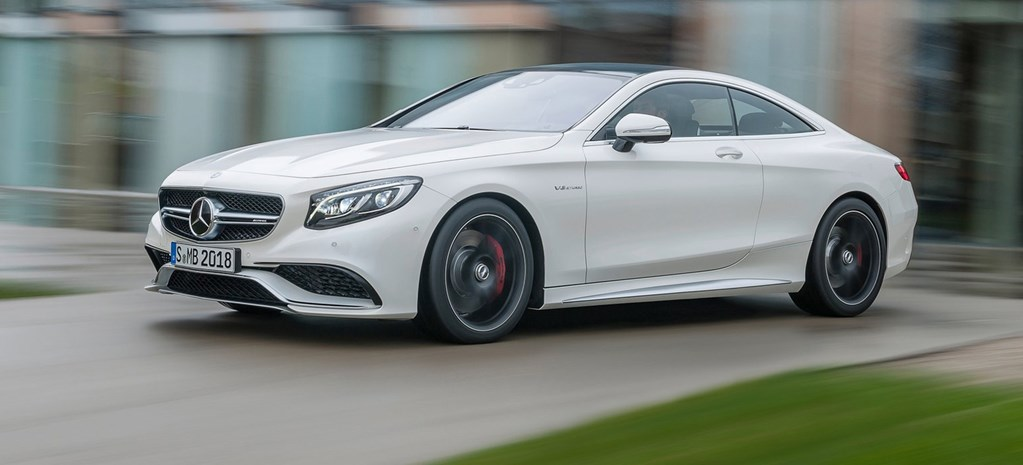 First Drive: Mercedes-Benz S63 Coupe
