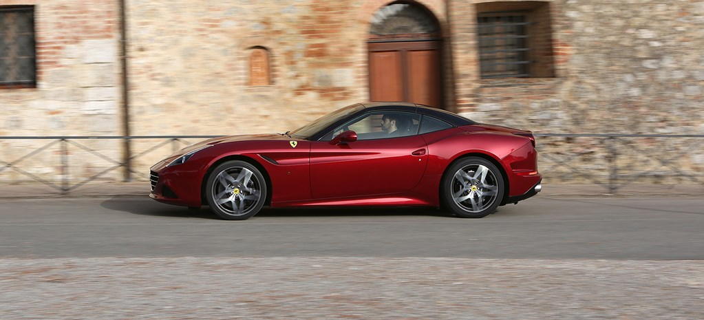 First Fang: Ferrari California T