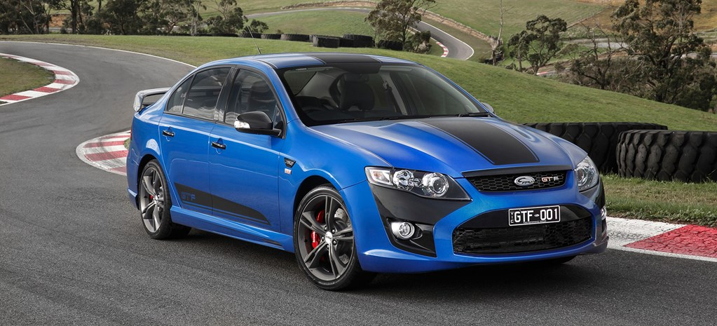 First Fang: FPV GT-F