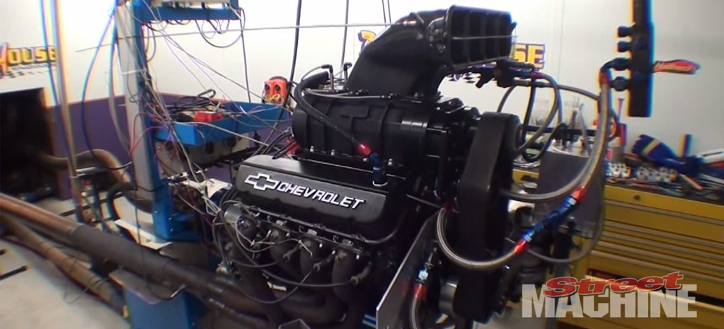 IN VIDEO - 1200hp+ Big Block