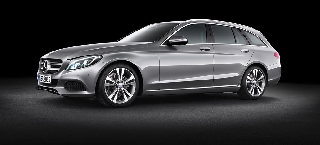 First Drive: Mercedes-Benz C-Class Estate