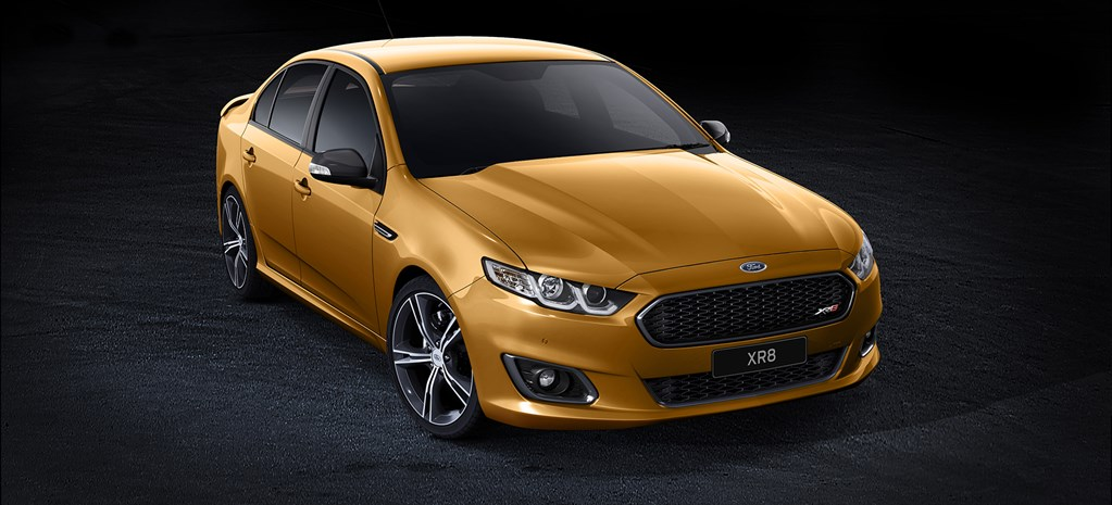 Final Ford Falcon revealed!