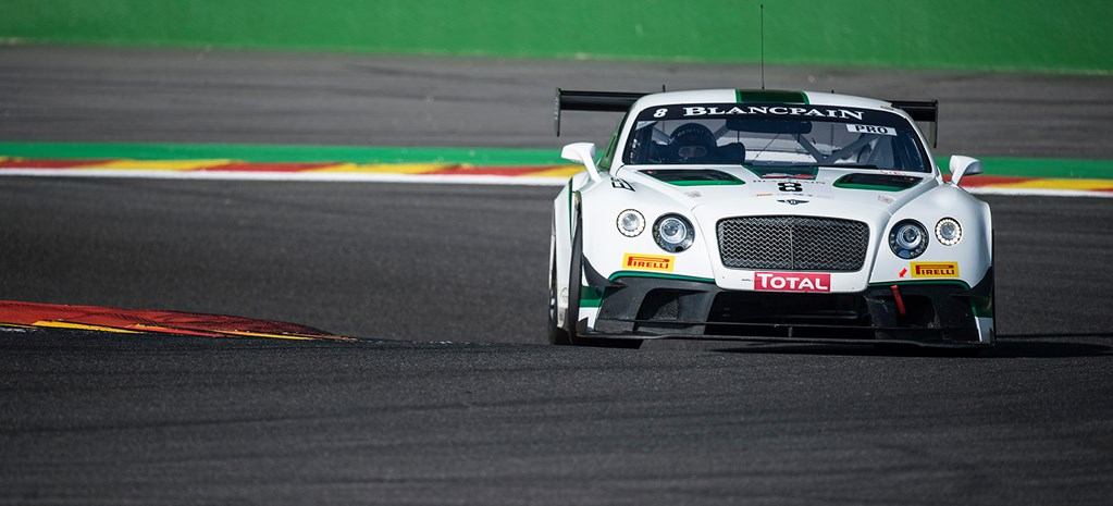 Bentley chases Bathurst 12-Hour